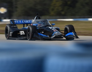 VIDEO: IndyCar Sebring test update with Ganassi's Marcus Ericsson and Alex Palou