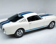 First-year Shelby GT350 among Mustangs coming to B-J Scottsdale Auction
