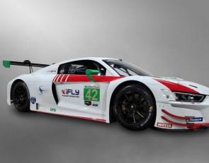 Hildebrand joins NTE Sport Audi for Rolex 24