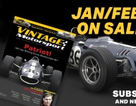 Vintage Motorsport's 2021 Jan-Feb Issue is now available