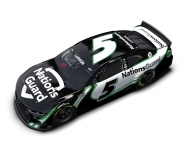 Hendrick unveils Larson's Daytona 500 livery