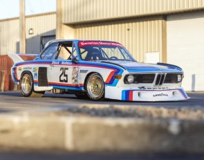Vintage BMW race cars set to star in Stratas Auction