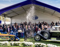 Amelia Island Concours rescheduled to late May