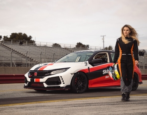 Social media influencer Brewer partnering with Skip Barber School
