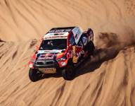 Al-Attiyah wins again in Dakar Stage 4