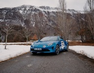 Ocon to drive an Alpine on first two stages of Monte Carlo rally