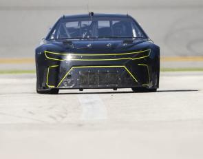 Next Gen testing to resume at Charlotte