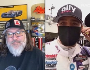 VIDEO: Roar Before the 24 paddock tour with Bourdais