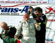 Pickett still going strong in his sixth Trans Am decade