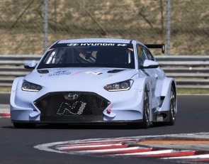Hyundai to demo electric Veloster N ETCR at Daytona