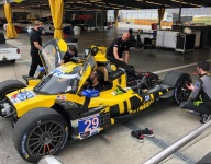 From shipping container to fast time for Racing Team Nederland