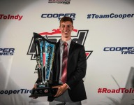 Robb staying with Juncos for Indy Lights