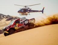 Al-Attiyah tops Dakar Stage 2