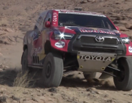 Second consecutive win for Al-Attiyah on Dakar Stage 3
