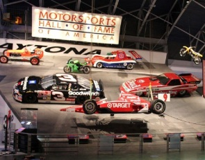"New vehicles added to Motorsports Hall of Fame of America's ""Sweep of Speed"" exhibit"