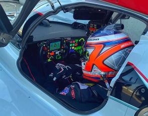 Magnussen revels in CGR Cadillac DPi shakedown