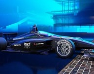 Modified Dallara chassis unveiled for driverless Indy Challenge