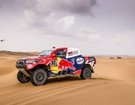Al-Attiyah wins again, but Peterhansel closes on Dakar victory