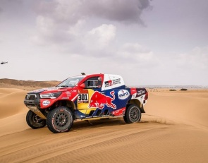 Al-Attiyah wins again, but Peterhansel closes on Dakar victory