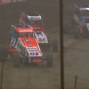 Larson takes second straight Chili Bowl crown