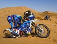 Dakar contenders take stock on rest day