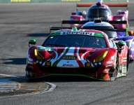 Rolex 24 Hour 20: GTD leaders tangle, costly for Ferrari