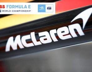 McLaren poised to enter Formula E in 2022