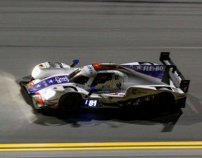 VeeKay embracing the differences in Rolex 24 debut