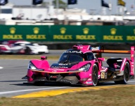 Allmendinger leads for Acura in second Rolex 24 practice