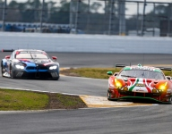 Cadillac, Corvette and Ferrari top third Roar session