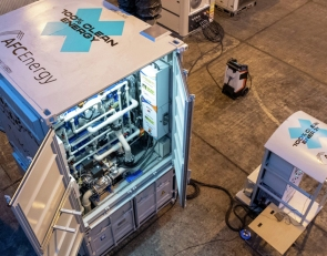 Extreme E and AFC Energy complete hydrogen fuel cell system ahead of first race