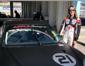 Sabre Cook: SCCA's next international superstar