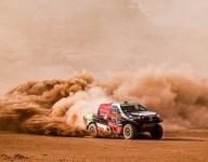 Al-Rajhi shakes off flat tire for Dakar stage 10 win