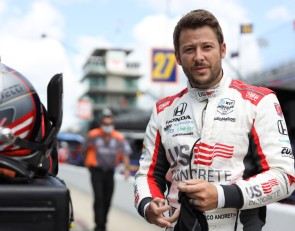Marco Andretti steps aside from full-time driving, will race at Indy only
