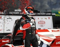 AXR takes Rolex 24 pole with sprint race win