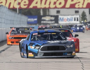 Trans Am Sebring TA2 replay