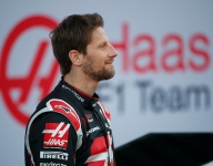 OPINION: Grosjean's serving up a great comeback story