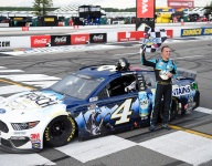 Harvick's already moved on from the career year that fell short