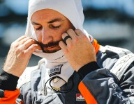 Hinchcliffe to carry Capstone backing at six events
