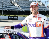 Hamlin, FedEx sign multi-year extensions with Gibbs