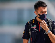Albon determined to reclaim Red Bull seat