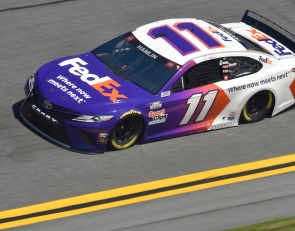 Hamlin, Logano to lead Homestead field