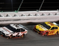 "Logano on Keselowski: ""We will have to figure this out"""