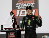 JGR confirms busy schedule for Daytona Xfinity winner Ty Gibbs
