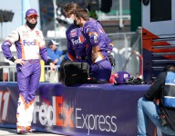 Hamlin among four drivers sent to the rear for Homestead start
