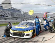 Elliott has the speed but not the luck to keep road course win streak going