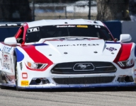 Francis Jr. breaks his own record in Sebring qualifying