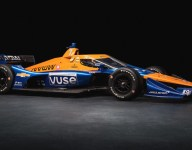 Arrow McLaren SP reveals 2021 IndyCar liveries