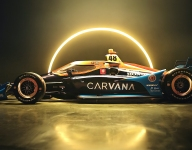 Johnson's 2021 IndyCar livery unveiled