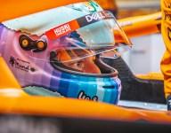 Ricciardo reflects on Earnhardt influence